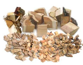 Different Types of BBQ Woods