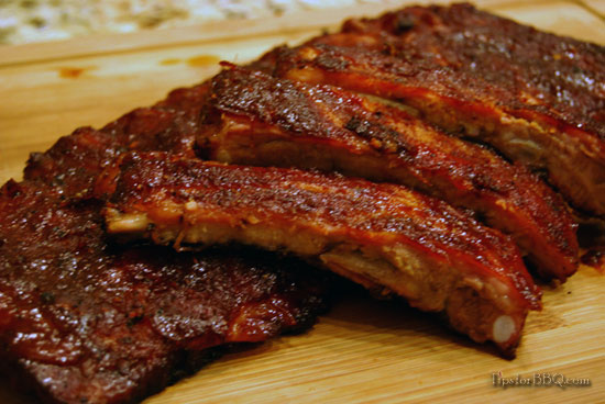 Game Day Ribs