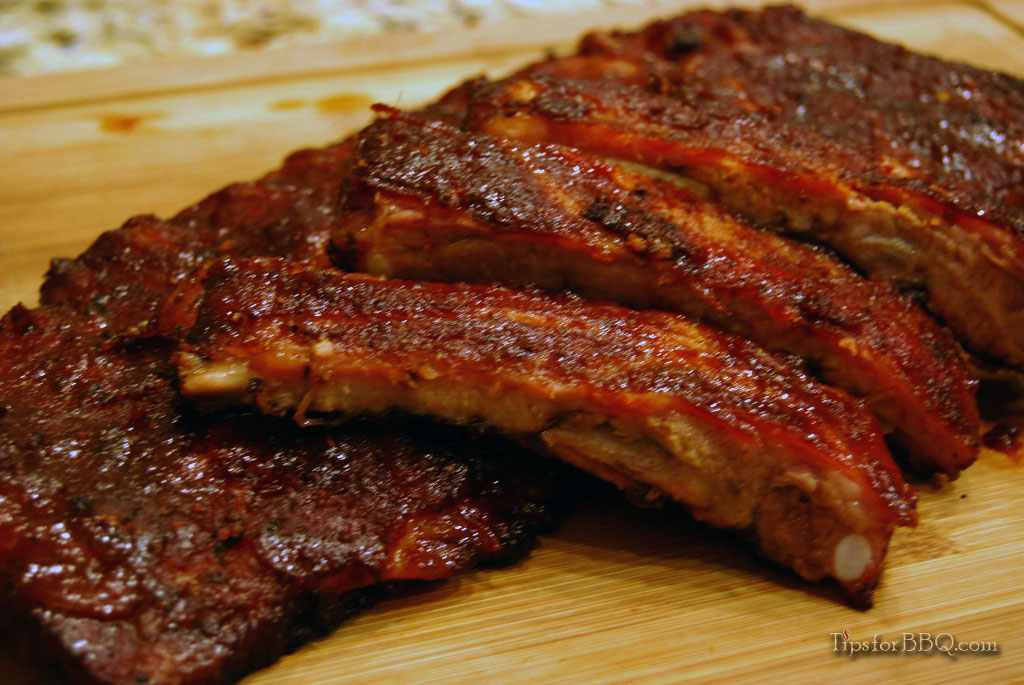 Barbecued Spare Ribs