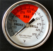 smoking and barbecue temperatures